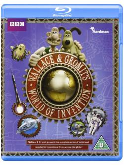 Wallace & Gromit - World Of Inventions (2 Blu-Ray) [Edizione: Regno Unito]