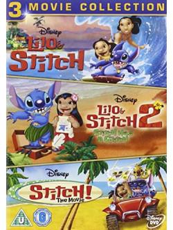 Lilo & Stitch / Lilo & Stitch 2 / Stitch The Movie (3 Dvd) [Edizione: Regno Unito]