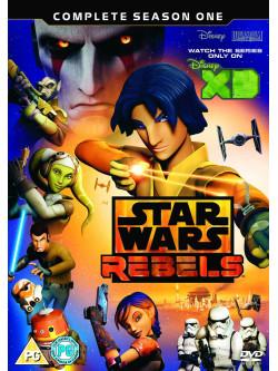 Star Wars Rebels - Season 1 (3 Dvd) [Edizione: Regno Unito]