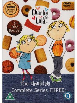 Charlie & Lola - Season 3 (4 Dvd) [Edizione: Regno Unito]