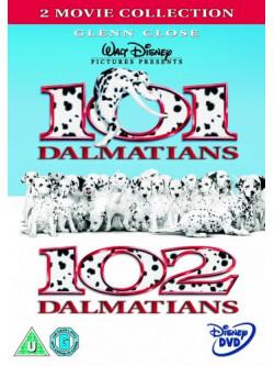 101 Dalmatians / 102 Dalmatians (2 Dvd) [Edizione: Regno Unito]