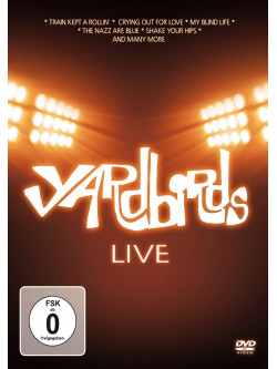 Yardbirds (The) - Live