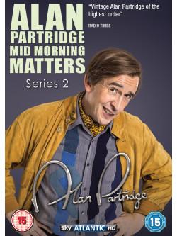 Alan Partridge: Mid Morning Matters - Series 2 [Edizione: Regno Unito]