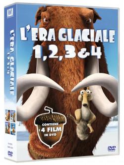 Era Glaciale (L') - Quadrilogia (4 Dvd)