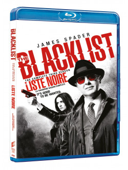 Blacklist (The) - Stagione 03 (6 Blu-Ray)