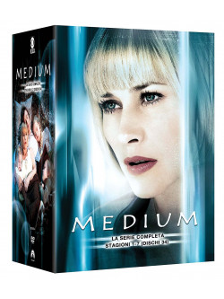 Medium - Serie Completa - Stagione 01-07 (34 Dvd)