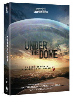 Under The Dome - Serie Completa - Stagione 01-03 (12 Dvd)