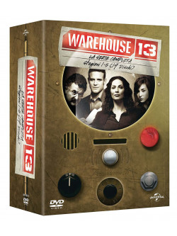 Warehouse 13 - Serie Completa - Stagione 01-05 (19 Dvd)