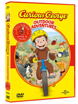 Curioso Come George - Avventure All'Aperto (SE) (Dvd+Family Activity Booklet)