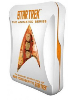 Star Trek - The Animated Series (4 Blu-Ray)