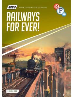 British Transport Films Collection - Railways For Ever! (6 Dvd) [Edizione: Regno Unito]