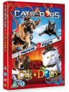 Cats & Dogs 1 & 2 (2 Dvd) [Edizione: Regno Unito]