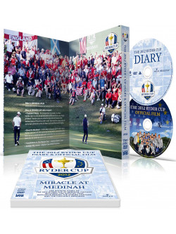 Ryder Cup 2012 Diary and Official Film (2 Dvd) [Edizione: Regno Unito]