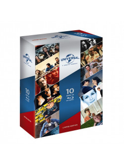 10 Anni Di Blu-Ray Universal Collection (Ed. Limitata E Numerata) (25 Blu-Ray+Booklet)
