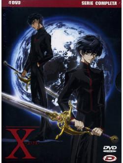 X - Serie Completa (4 Dvd)