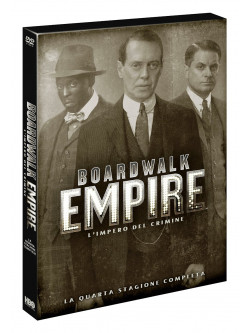 Boardwalk Empire - Stagione 04 (4 Dvd)