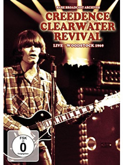 Creedence Clearwater Revival - Woodstock