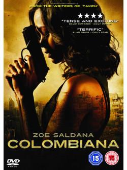 Colombiana [Edizione: Regno Unito]