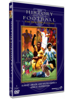 History Of Football (The) (4 Dvd) [Edizione: Regno Unito]