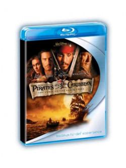 Pirates Of The Caribbean (The) - The Curse Of The Black Pearl (2 Blu-Ray) [Edizione: Regno Unito]