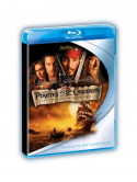 Pirates Of The Caribbean (The) - The Curse Of The Black Pearl (2 Blu-Ray) [Edizione: Regno Unito]