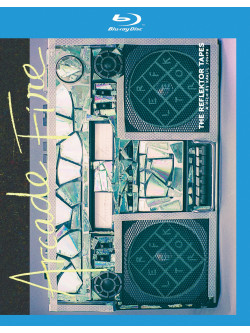 Arcade Fire - The Reflektor Tapes + Live (2 Blu-Ray)