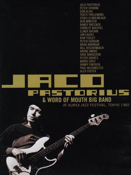 Jaco Pastorius - Live At The Aurex Jazz Festival