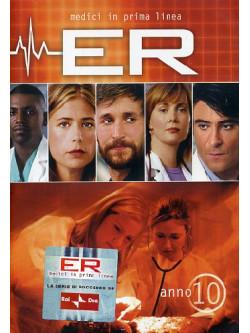 E.R. - Medici In Prima Linea - Stagione 10 (3 Dvd)