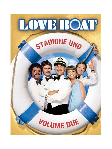 Love Boat - Stagione 01 02 (4 Dvd)