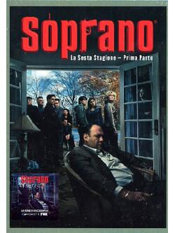 Soprano (I) - Stagione 06 01 (4 Dvd)