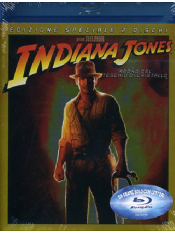 Indiana Jones E Il Regno Del Teschio Di Cristallo (SE) (2 Blu-Ray)