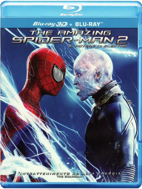 Amazing Spider-Man 2 (The) - Il Potere Di Electro (Blu-Ray 3D+Blu-Ray)