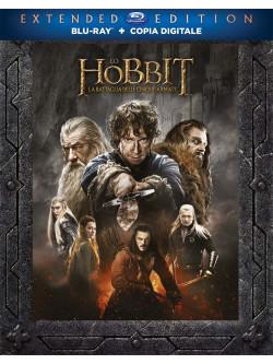 Hobbit (Lo) - La Battaglia Delle Cinque Armate (Extended Edition) (3 Blu-Ray)