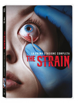 Strain (The) - Stagione 01 (4 Dvd)