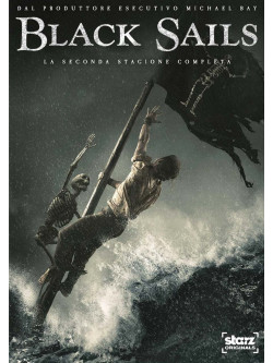 Black Sails - Stagione 02 (4 Dvd)