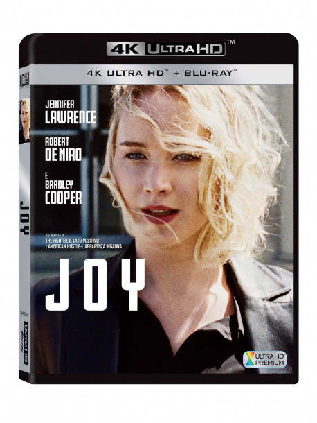 Joy (Blu-Ray 4K Ultra HD+Blu-Ray)