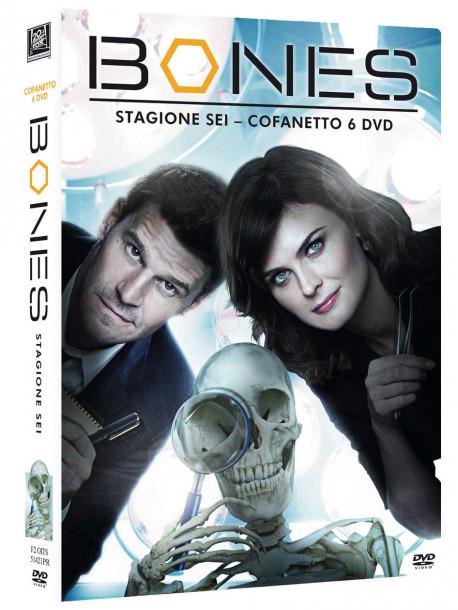 Bones - Stagione 06 (6 Dvd)
