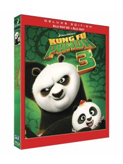 Kung Fu Panda 3 (3D) (Blu-Ray 3D+Blu-Ray)