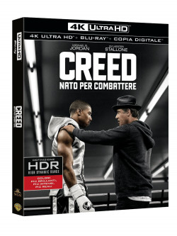 Creed - Nato Per Combattere (Blu-Ray 4K Ultra HD+Blu-Ray+Copia Digitale)