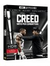 Creed - Nato Per Combattere (Blu-Ray 4K Ultra HD+Blu-Ray+Copia Digitale)