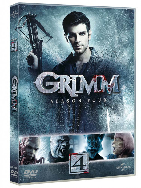 Grimm - Stagione 04 (6 Dvd)