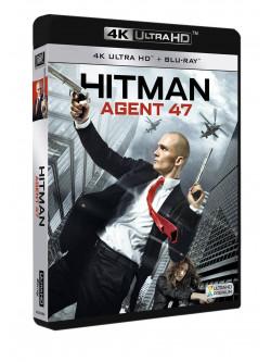Hitman - Agent 47 (Blu-Ray 4K Ultra HD+Blu-Ray)