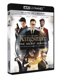 Kingsman - Secret Service (Blu-Ray 4K Ultra HD+Blu-Ray)
