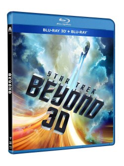 Star Trek - Beyond (3D) (Blu-Ray 3D+Blu-Ray)
