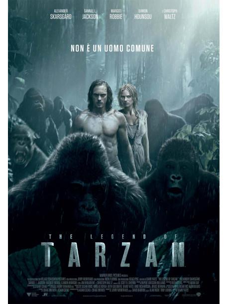 Legend Of Tarzan (The) (Blu-Ray 4K Ultra HD+Blu-Ray+Digital Copy)