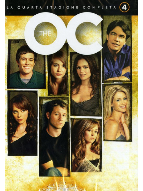 O.C. - Stagione 04 (Stand Pack) (5 Dvd)