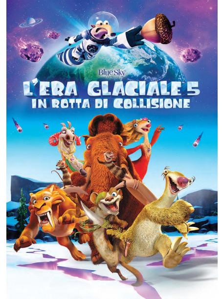 Era Glaciale (L') - In Rotta Di Collisione (Blu-Ray 4K Ultra HD+Blu-Ray)