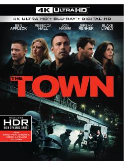 Town (The) (Blu-Ray 4K Ultra HD+Blu-Ray)