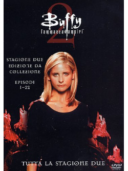 Buffy L'Ammazzavampiri - Stagione 02 Box Set (6 Dvd)
