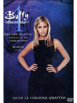 Buffy L'Ammazzavampiri - Stagione 04 Box Set (6 Dvd)
